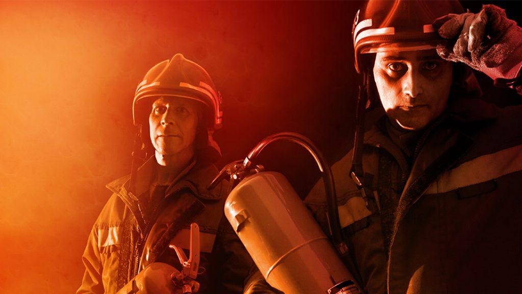 الاطفاء والإنقاذ